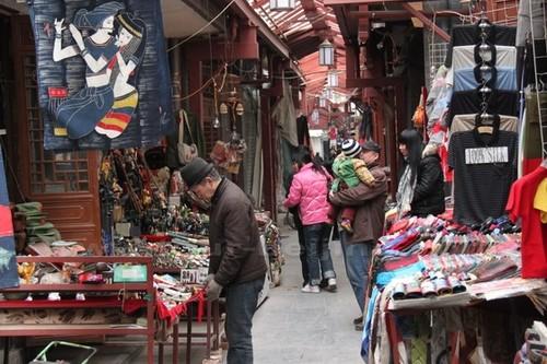 calles de Xian