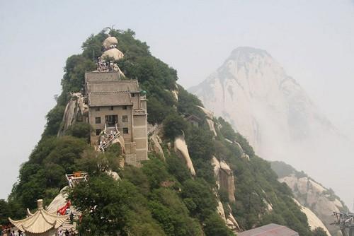 montaña Huashan