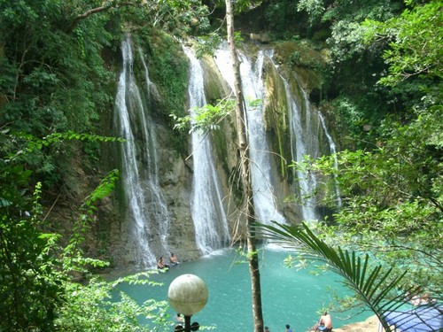 cascadas Daranak