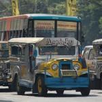 Transportes en Manila