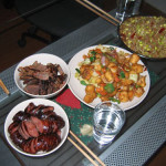 Comer en Nanjing