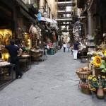 Compras en Nápoles