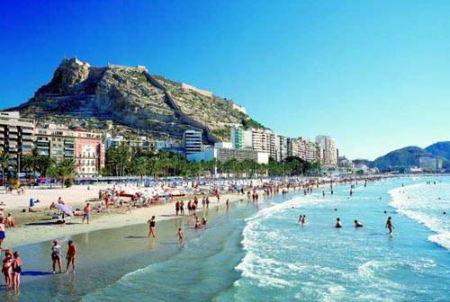 Alicante, playas